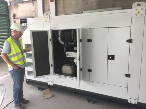Hannaik instala central de energia de 910 kVA na NATAXIS, no Porto