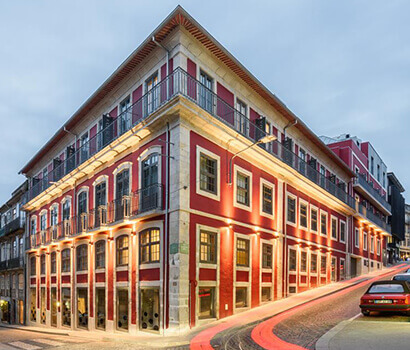 Hannaik instala gerador de 44 KVa no Hotel EXE Almada no Porto