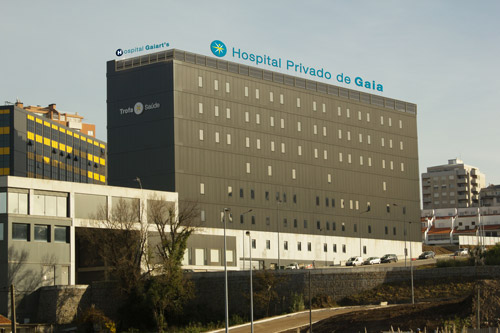 Hannaik instala dois geradores de 66 e 110kVA no Hospital Privado de Gaia