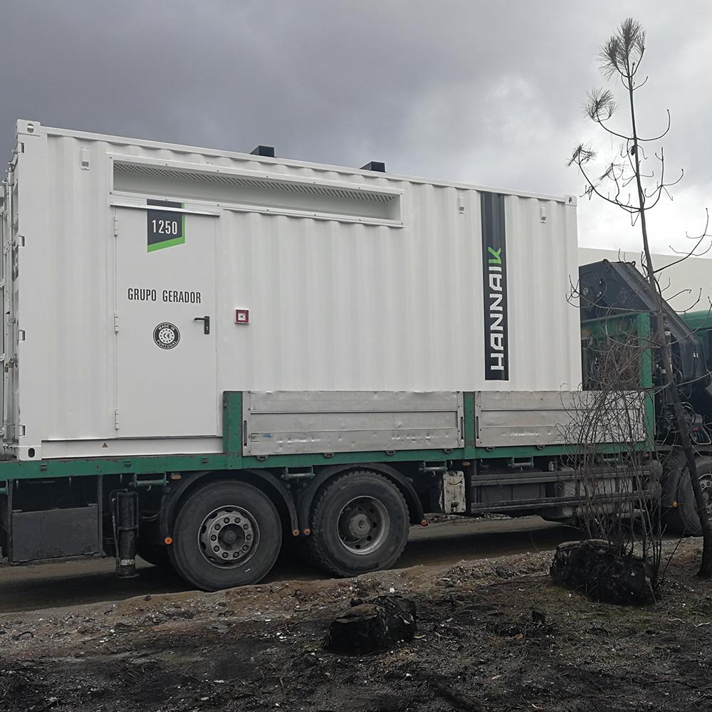 A HANNAIK instalou na cidade de Santa Comba Dão uma central de energia de 1MW no mais recente investimento da SABGAL, Indústria de Alimentos S.A.