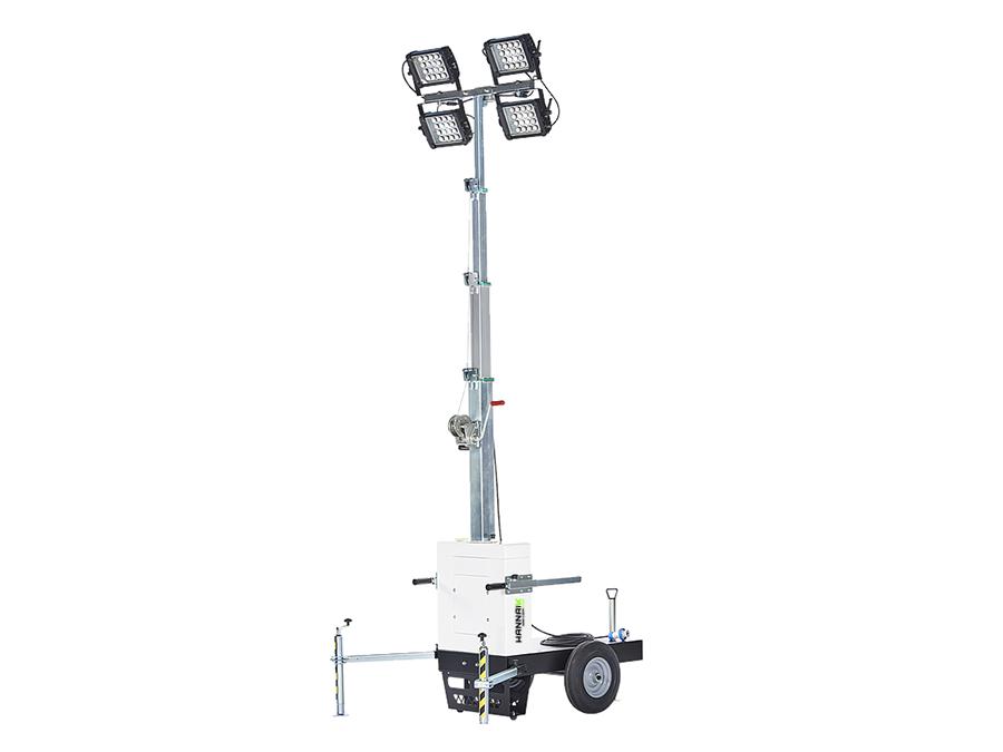 Torre de iluminação sem motor BARROW