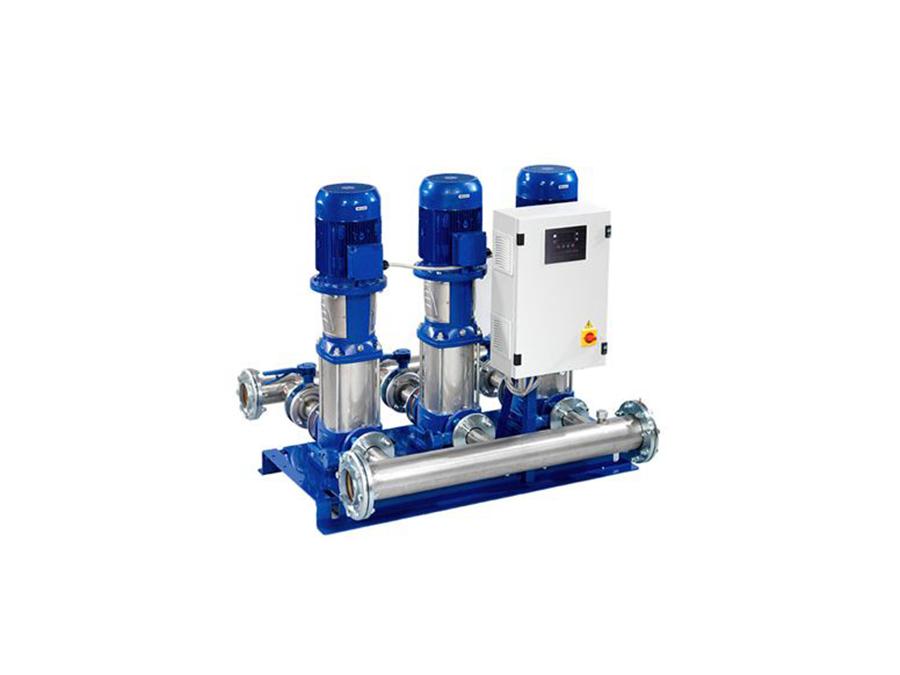 Centrais Hidropressoras sem variação de velocidade de eixo vertical